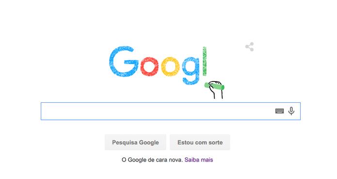 Google lança novo visual e revela história do logotipo do buscador
