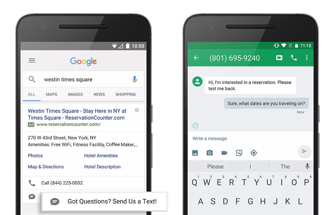 Google conecta Cliente e Lojista através do celular